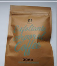 03. BLUSHION, Exfoliante corporal Coffee (Mercadona)