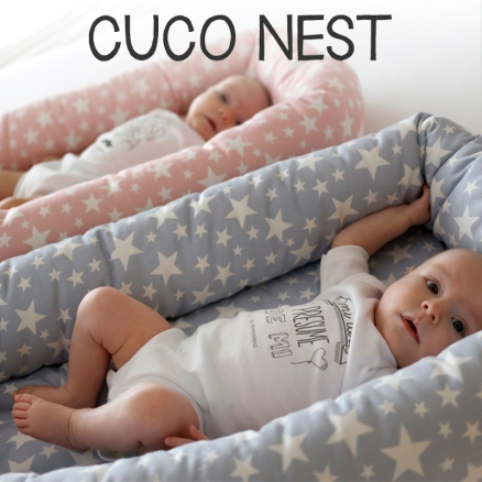 1 cuco nest mimuselina colecho